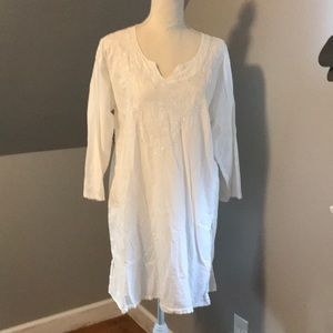 Tops - Cotton tunic top